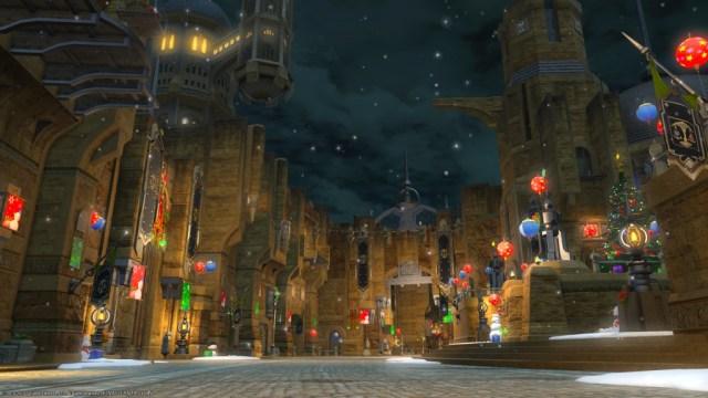 Final Fantasy XIV Ul'Dah