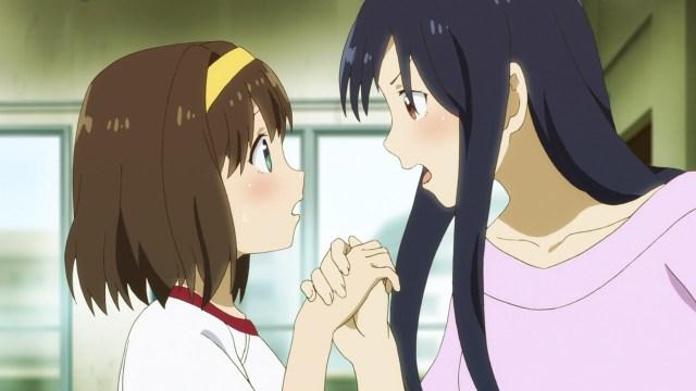Seria and Kaoru