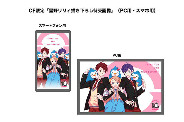 Re:cycle of the Penguindrum Wallpaper