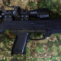 Carbine kit with accessories