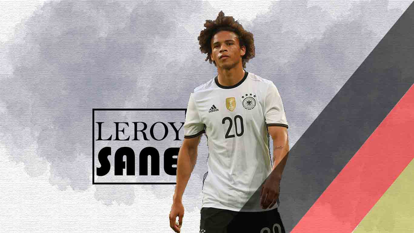 Leroy Sané Dropped From Germany Squad