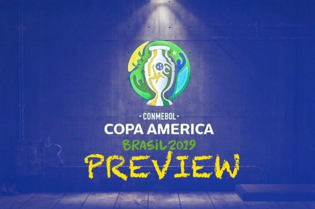 2019 Copa America Preview