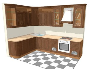 Эскизы-кухни 12