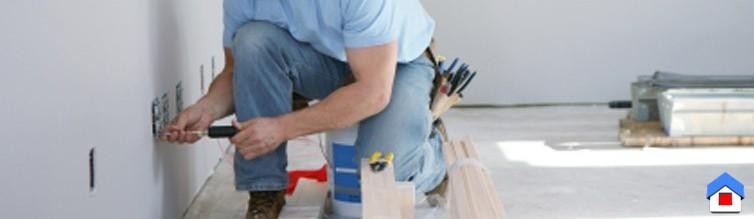 работа электрика при ремонте квартиры