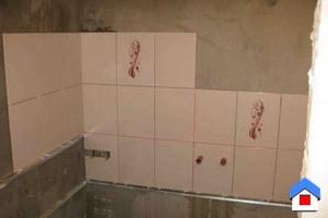 фотогалерея этапы ремонта ванной комнаты