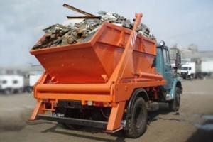 информация о вывозе строительного мусора