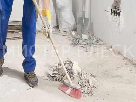 уборка частного дома после ремонта