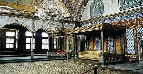 Дворецът Топкапъ