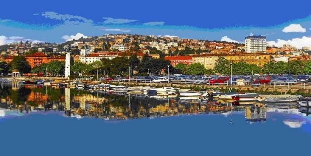 Риека, Хърватска – една екзотична приказка