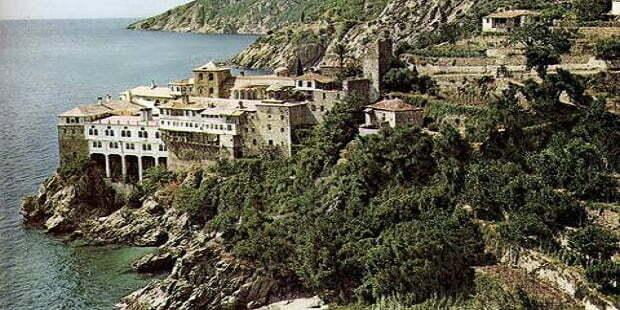 Ваканция до Атон – Света гора, Гърция