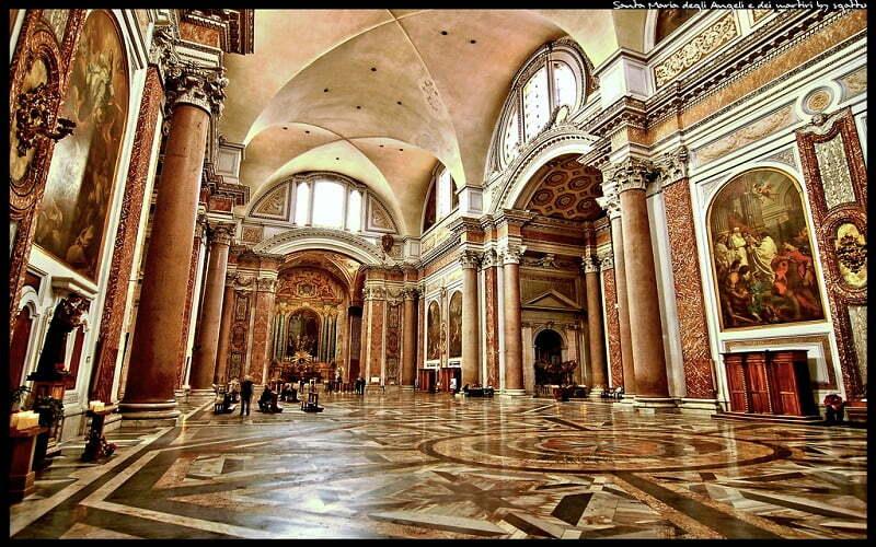 4 църкви в Рим, които ще ви оставят без думи