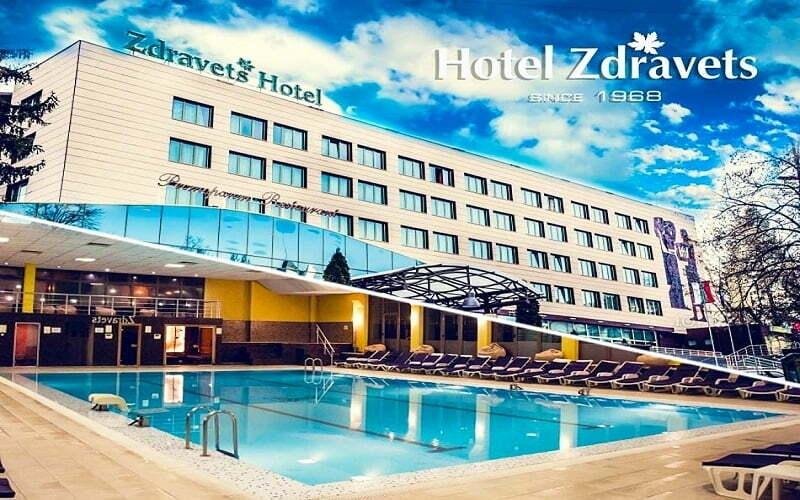 Хотел Здравец Велинград - Уелнес и Спа