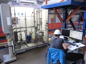 OTEC demo - Process & Energy TU Delft