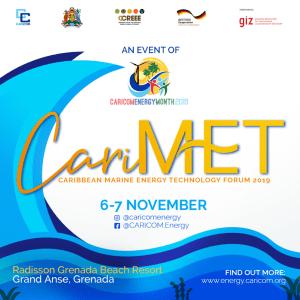 Information Poster Event CariMET 6- 7 November 2019