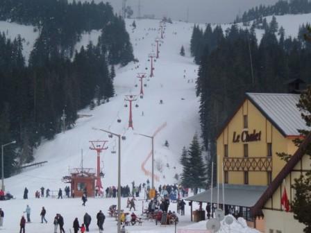 Kayak Tatili Merkezleri