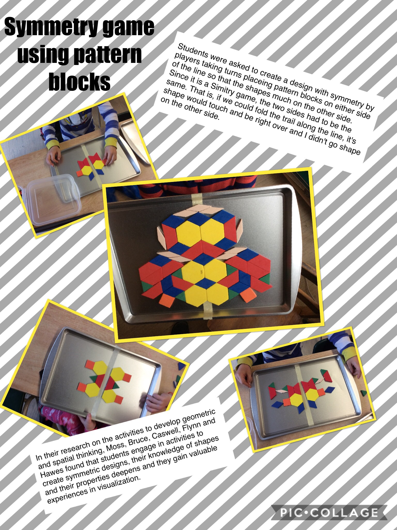 Documenting Spatial Reasoning In The Full Day Kindergarten