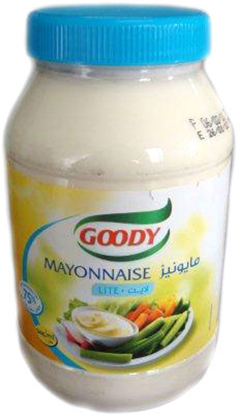 Goody Mayonnaise Lite 473ml