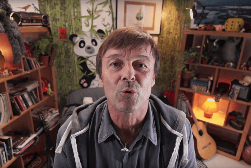 Analyse de la vidéo buzz de Nicolas Hulot Break The Internet
