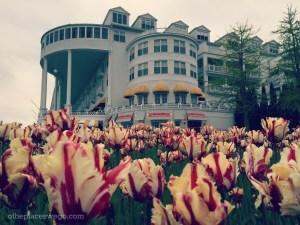 Grand Hotel Mackinac Island - Gardens