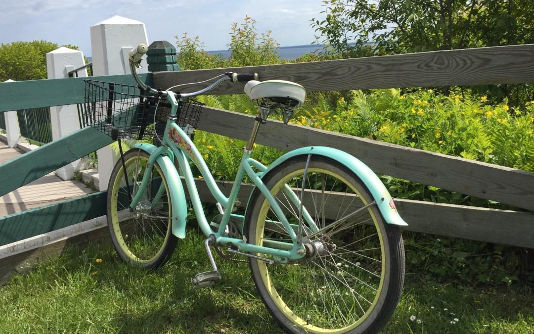 A Photo Tour: Biking around Mackinac Island