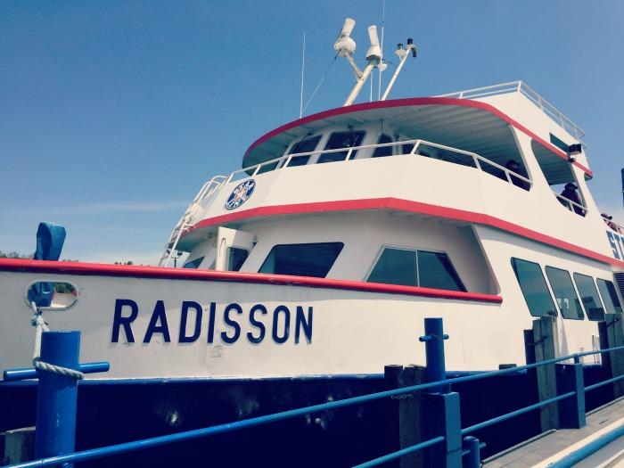 Star Line Ferry: A fun way to get to Mackinac Island