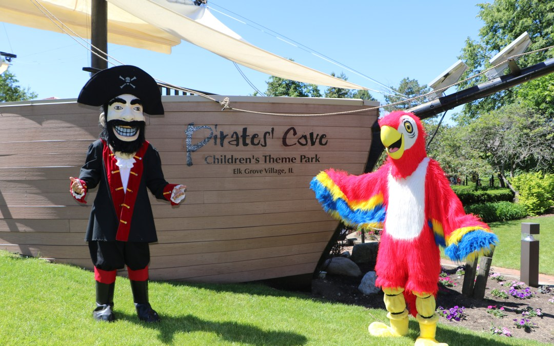 Get to know: Pirate Pete, Pirates' Cove very own pirate