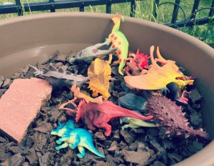 Hippo Campus Volo - Imagination Garden Dino Dig