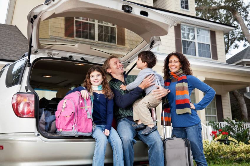 Staying Sane on the Road: Road Trip Tips for Families