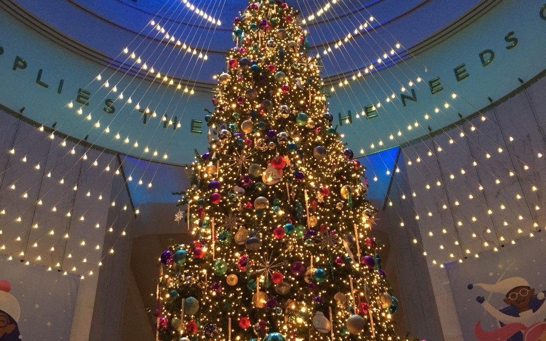 Holiday Family Fun: Museum of Science and Industry's Christmas Around the World and Holidays of Light