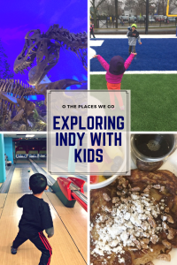 Family Fun awaits in Indianapolis including the world's largest children's museum, Children's Museum of Indianapolis, duckpin bowling, Indianapolis Zoo and Gardens, Lucas Oil Stadium Tour, and all the food!
