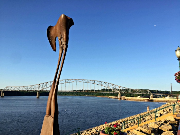 Family Adventures in Dubuque, Iowa