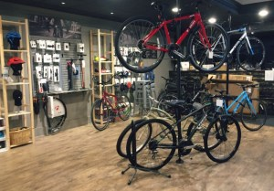 Places to eat in Lake Geneva including Avant Bicycle & Cafe.