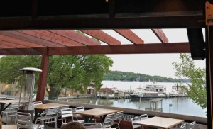 Places to eat in Lake Geneva including Oakfire.