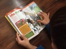 National Geographic books inspires future explorers.