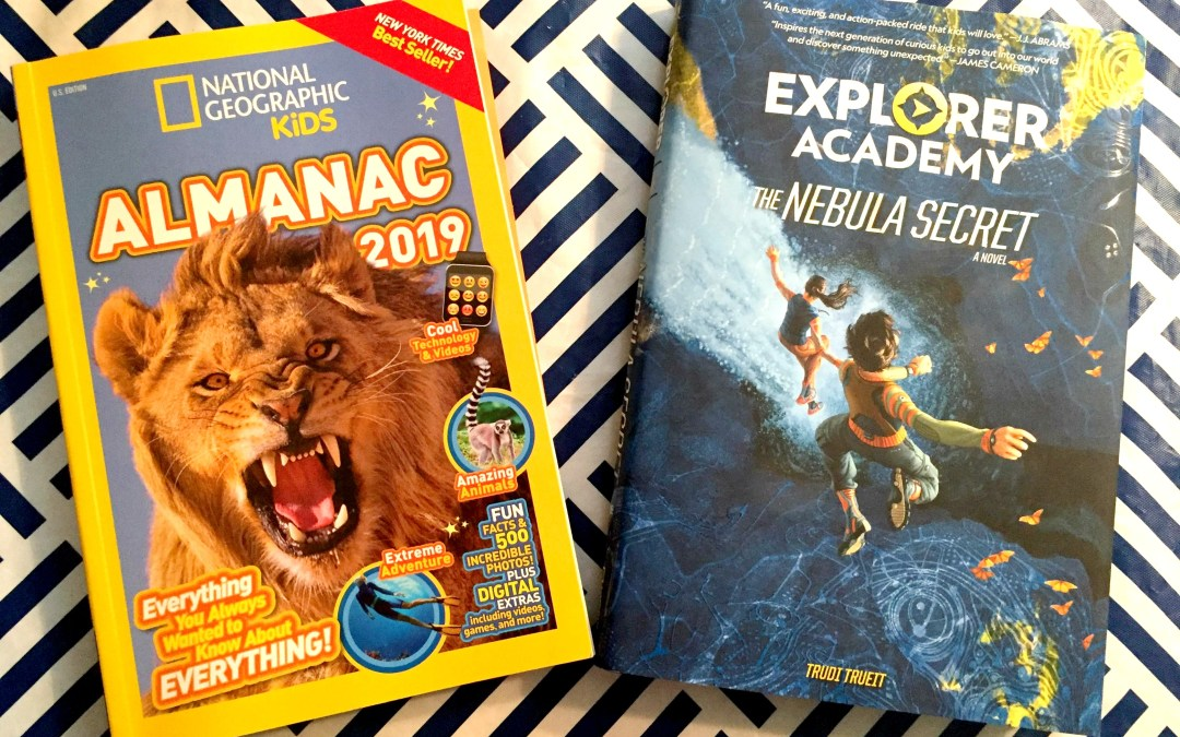 National Geographic Kids Books Inspires Future Explorers