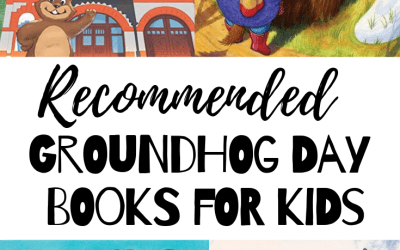 Recommended Books to Celebrate Groundhog Day with Kids