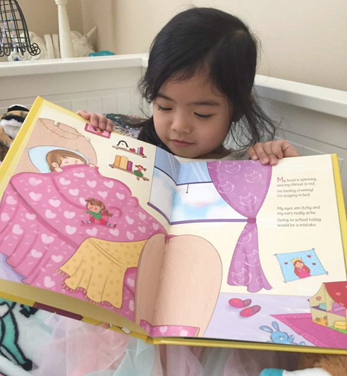 """A picture book review of """"Being Small (Isn't so Bad After All)"""" by Chicago author and mom Lori Orlinksy."""