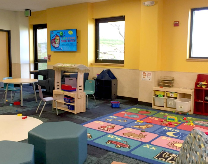 Why we love the newly updated Algonquin Area Public Library