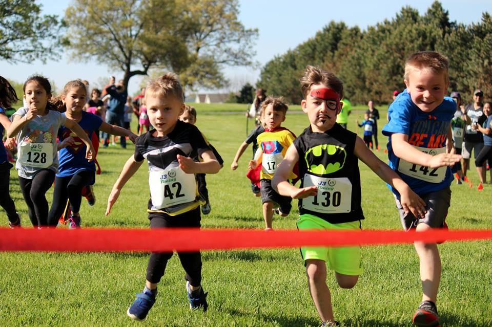 A new Mother's Day tradition: Cooley Run 5K in Huntley