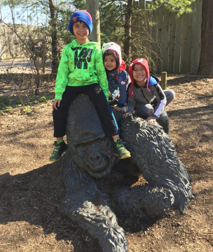 Family fun in Delaware County, Ohio, located outside Columbus, Ohio.