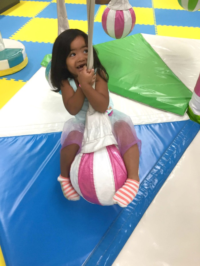 Yu Kids Island, an island play oasis of fun at Woodfield Mall.