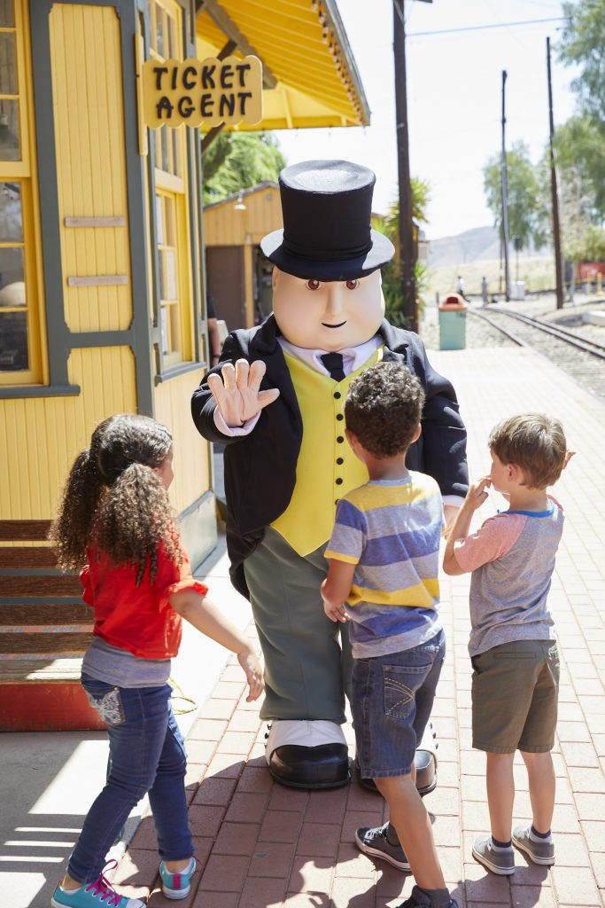 Win tickets to Day Out with Thomas at the Illinois Railway Museum