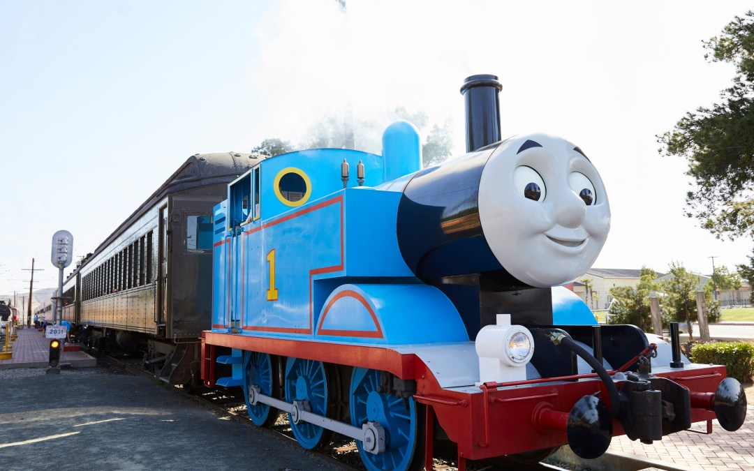 Giveaway: Day Out With Thomas coming to Illinois Railway Museum