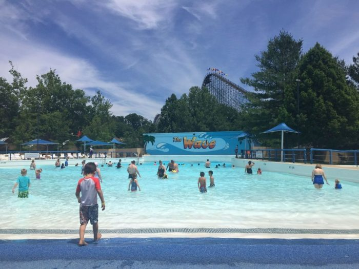 Image result for photos of holiday world wave pool