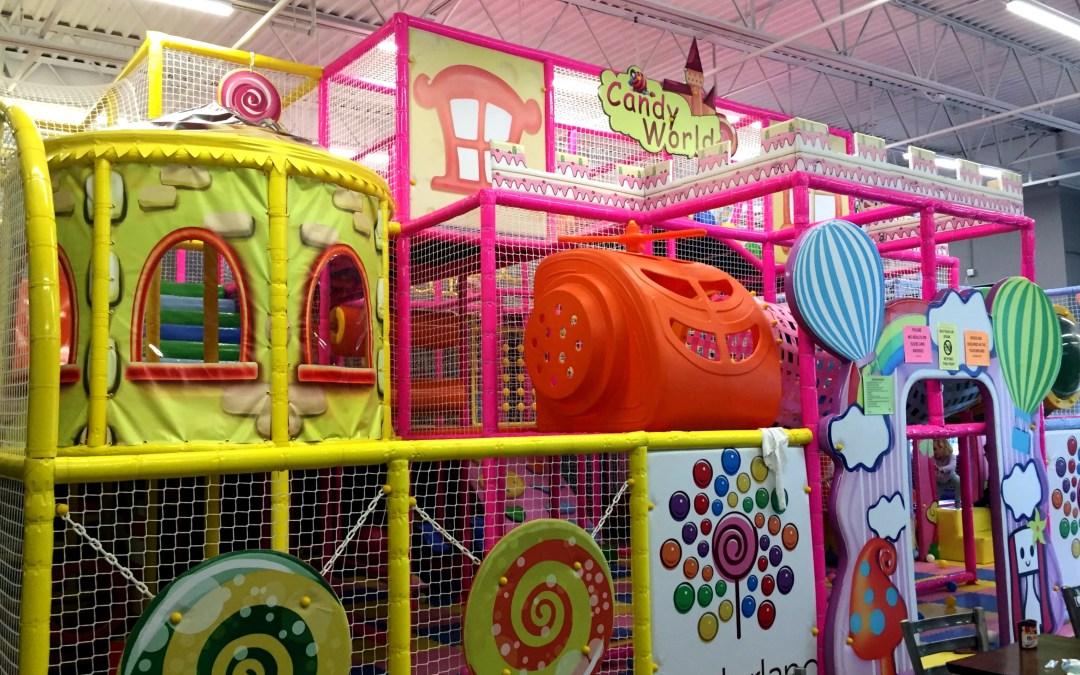 Kinderland Indoor Playground and Cafe in Algonquin
