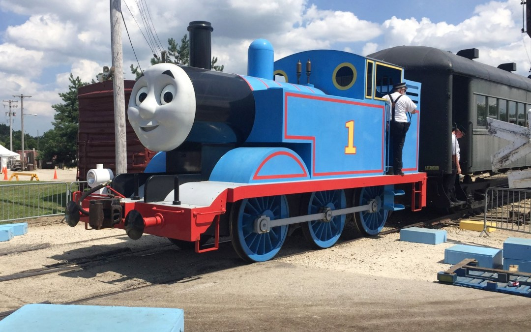 What to expect on your Day Out With Thomas