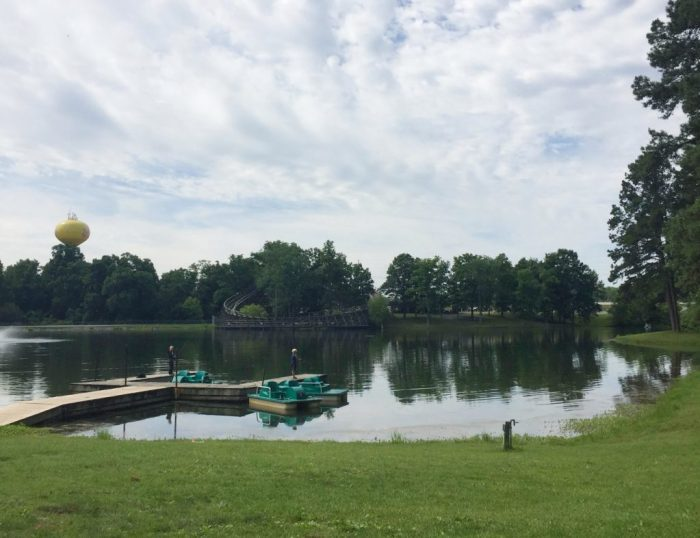 Why you'll have the best time camping with the family at Lake Rudolph Campground & RV Resort.