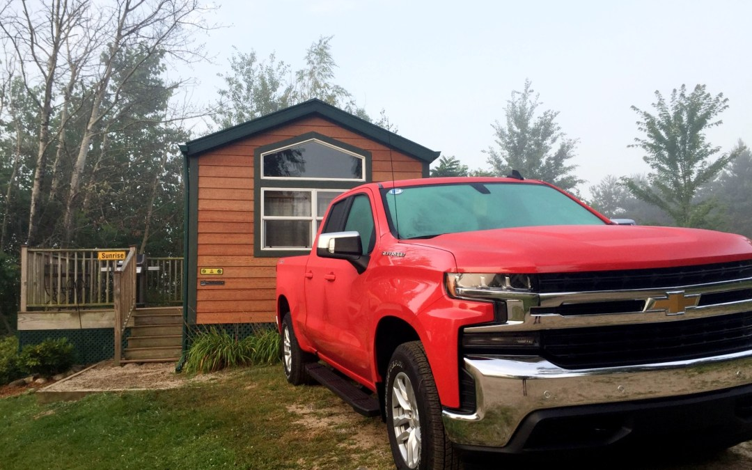 A Fun Lake Michigan Beach Roadtrip with Chevrolet Silverado