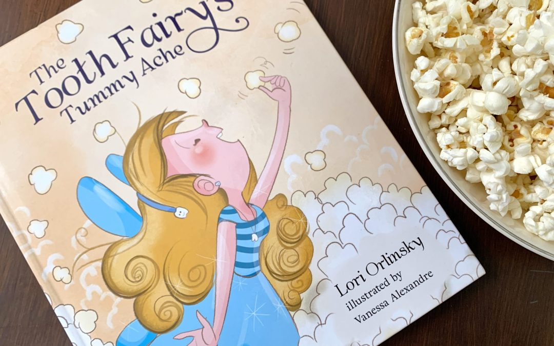 Book Review: The Tooth Fairy's Tummy Ache