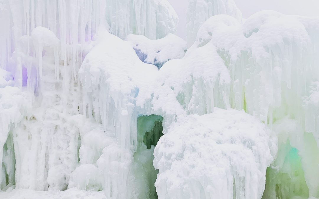 Amazing Ice Castles in Lake Geneva + Tips to Enjoy your Visit